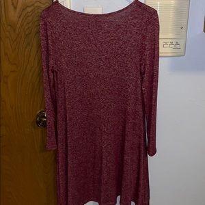 TMG New York Dresses - long sleeved dress